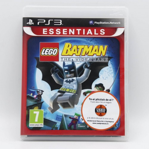 Lego Batman The Videogame - Joc PS3