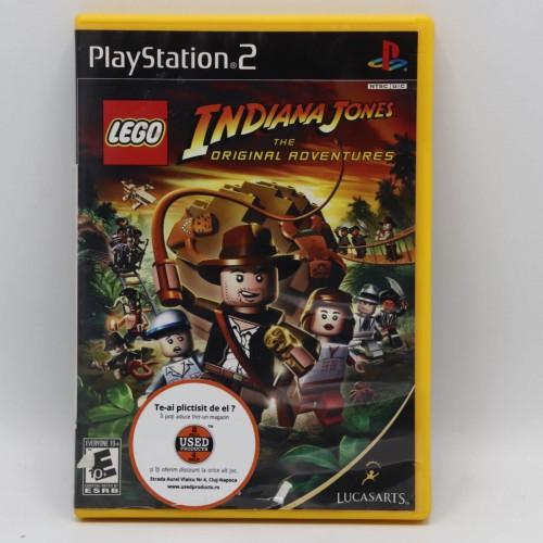 Lego Indiana Jones The Original Adevntures  - Joc PS2