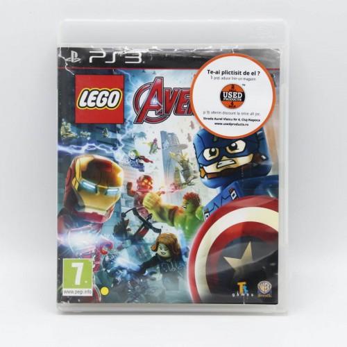 Lego Marvel Avengers - Joc PS3
