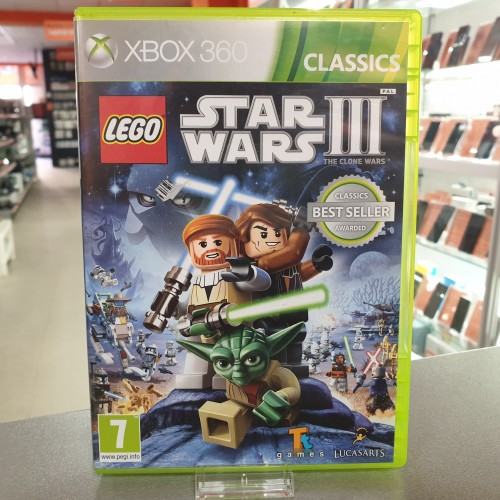 LEGO Star Wars III - The Clone Wars - Joc Xbox 360