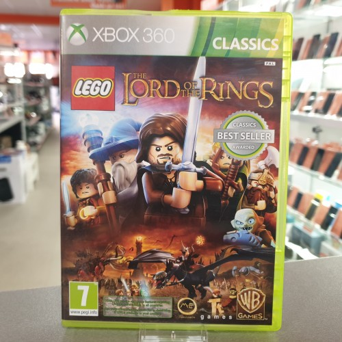 LEGO The Lord Of The Rings - Joc Xbox 360