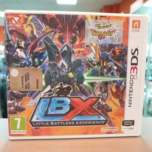 Little Battlers eXperience - Joc Nintendo 3DS