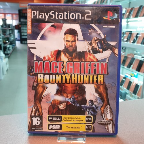 Mace Griffin Bounty Hunter - Joc PS2