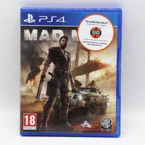 Mad Max - Joc PS4