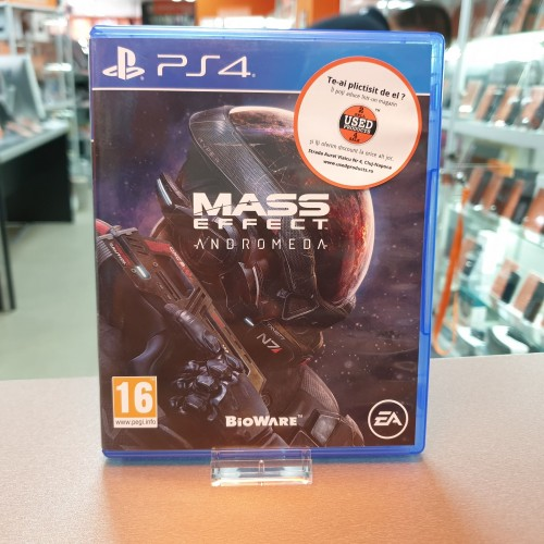 Mass Effect Andromeda - Joc PS4