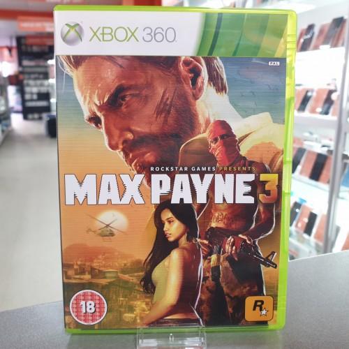 Max Payne 3 - Joc Xbox 360