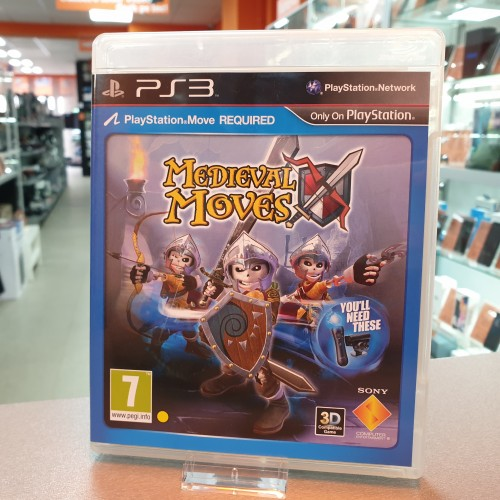 Medieval Moves - Joc PS3