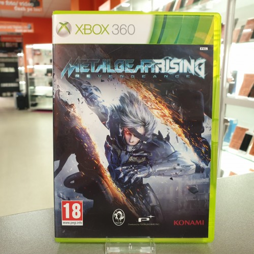 Metal Gear Rising Revengeance - Joc Xbox 360
