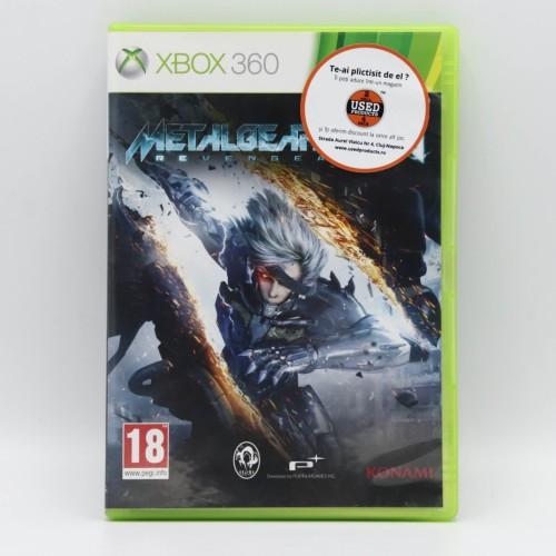 Metal Gear Rising Revengeance - Joc Xbox 360