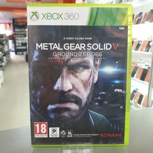 Metal Gear Solid V Ground Zeroes - Joc Xbox 360