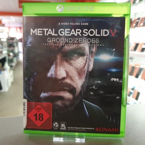 Metal Gear Solid V Ground Zeroes - Joc Xbox One