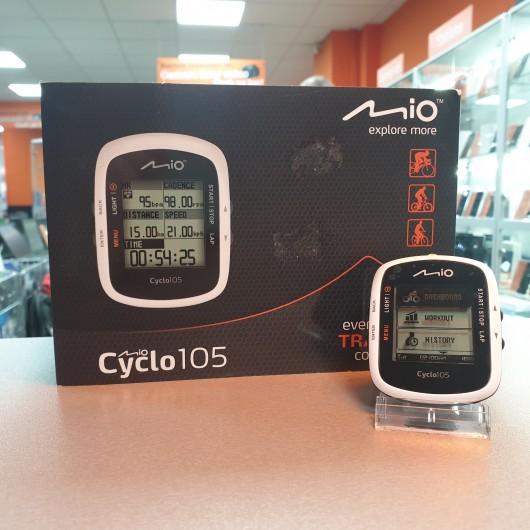 Computer de bicicleta - Mio Cyclo105