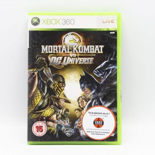 Mortal Kombat Vs DC Universe - Joc Xbox 360