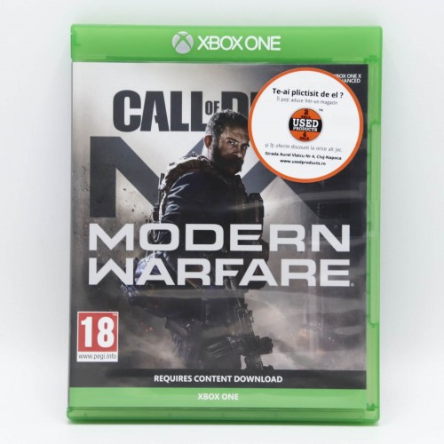 Call Of Duty - Modern Warfare - Joc Xbox ONE