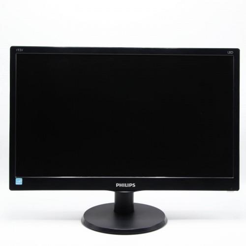 Monitor LED Philips 193V5L 18.5 inch, HD, VGA