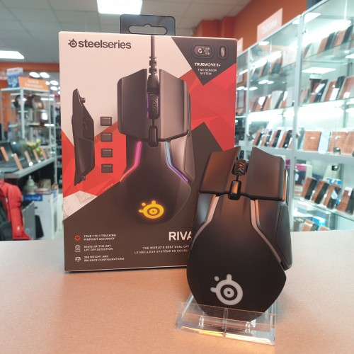Mouse Gaming STEELSERIES Rival 600 12000 CPI