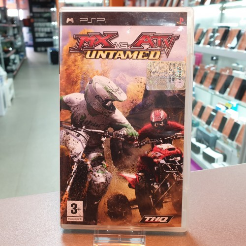 MX vs ATV Untamed - Joc PSP