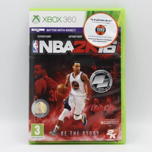 NBA 2K16 - Joc Xbox 360