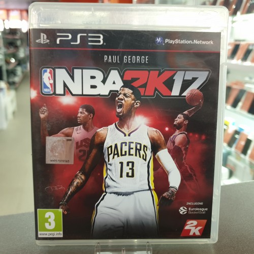 NBA 2K17 - Joc PS3