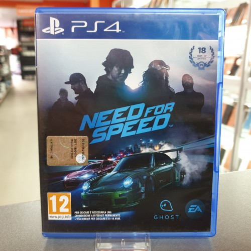 Need for Speed - Joc PS4