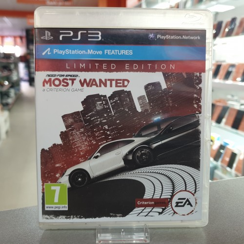 Need For Speed Most Wanted - Joc PS3