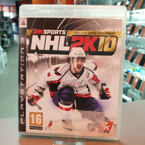 2K Sports NHL 2K10 - Joc PS3