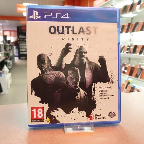 Outlast Trinity - Joc PS4