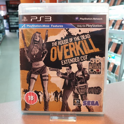 The House of the Dead Overkill Extended Cut - Joc PS3