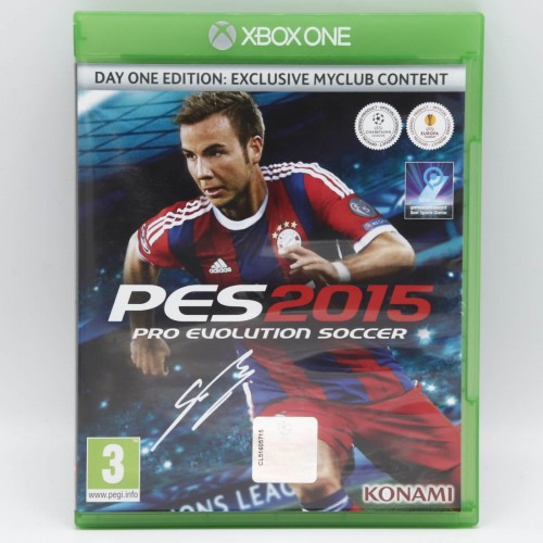 Pro Evolution Soccer 2015 - Joc Xbox ONE