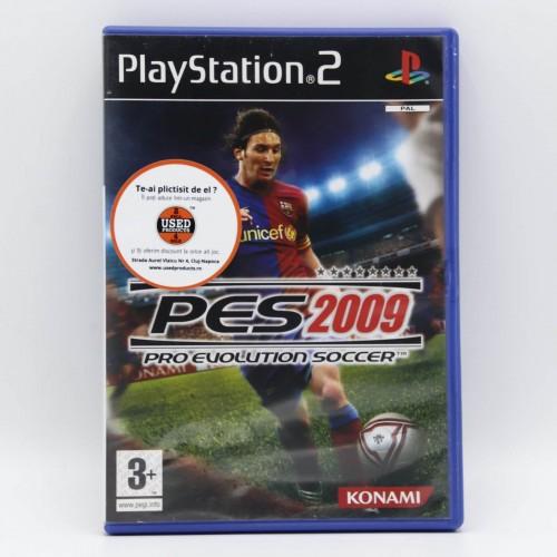 Pro Evolution Soccer 2009 - Joc PS2
