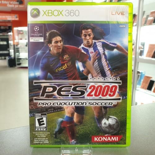 Pro Evolution Soccer 2009 - Joc Xbox 360
