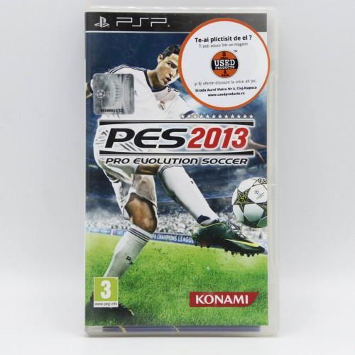 Pro Evolution Soccer 2013 - Joc PSP