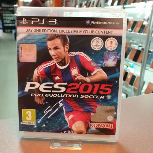 Pro Evolution Soccer 2015 - Joc PS3
