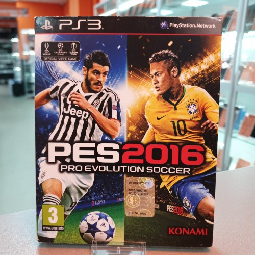 Pro Evolution Soccer 2016 - Joc PS3