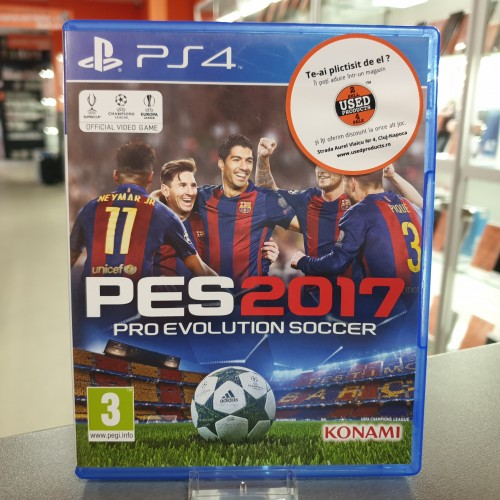 Pro Evolution Soccer 2017 - Joc PS4