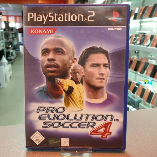 Pro Evolution Soccer 4 - Joc PS2