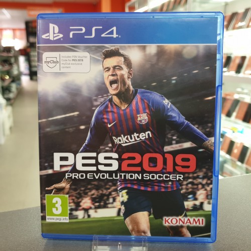 Pro Evolution Soccer 2019 - Joc PS4