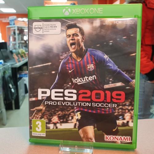 Pro Evolution Soccer 2019 - Joc Xbox ONE
