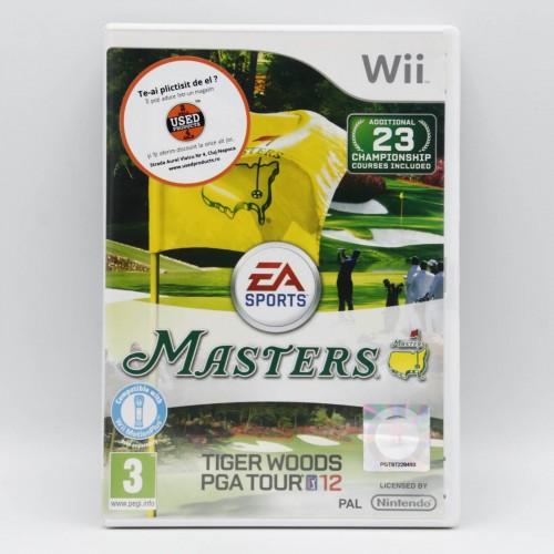 Tiger Woods PGA Tour 12 - Joc WII
