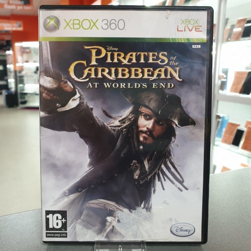 Pirates Of The Caribbean - At World's End - Joc Xbox 360