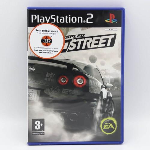Need for Speed ProStreet - Joc PS2