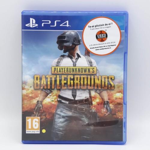 Playerunknown's Battlegrounds - Joc PS4