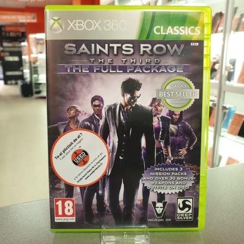 Saints Row  The Third - Joc Xbox 360