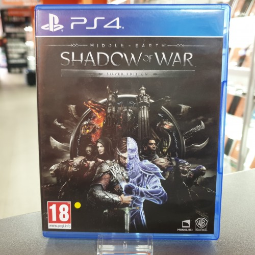 Middle Earth Shadow of War - Joc PS4