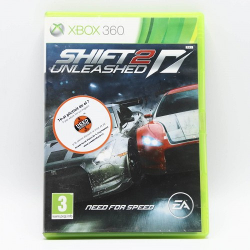 Need for Speed Shift 2 Unleashed - Joc Xbox 360