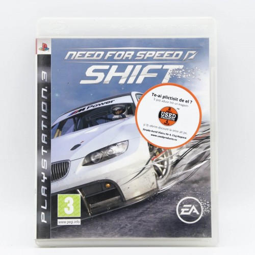 Need For Speed Shift - Joc PS3
