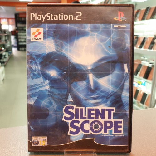 Silent Scope - Joc PS2
