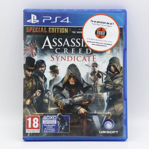 Assassin's Creed Syndicate - Joc PS4