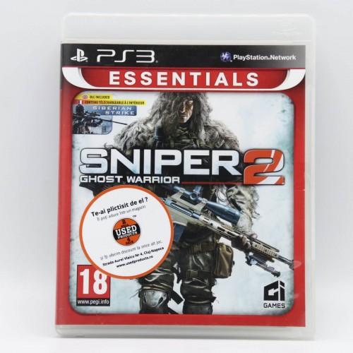 Sniper Ghost Warrior 2 - Joc PS3