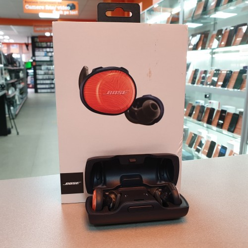 Casti Bluetooth Bose SoundSport FREE